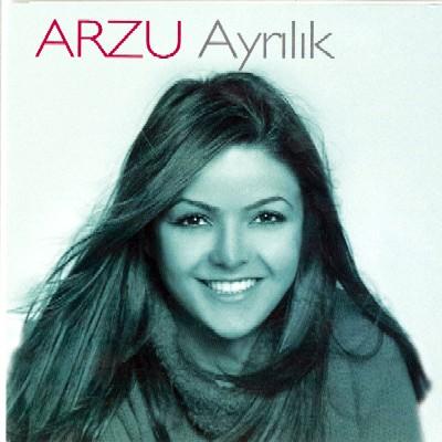 """Arzu : """"Ayrılık"""" albümü"""