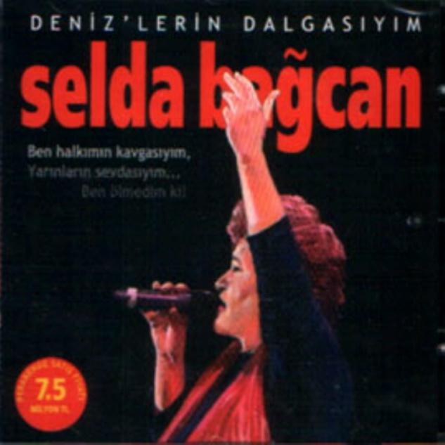 """Selda Bağcan: """"Denizlerin Dalgasıyım"""" albümü"""