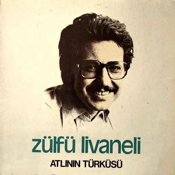 """Zülfü Livaneli: """"Atlının Türküsü"""" Albümü"""